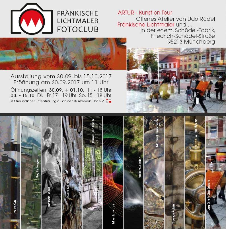 Artur - Kunst on tour